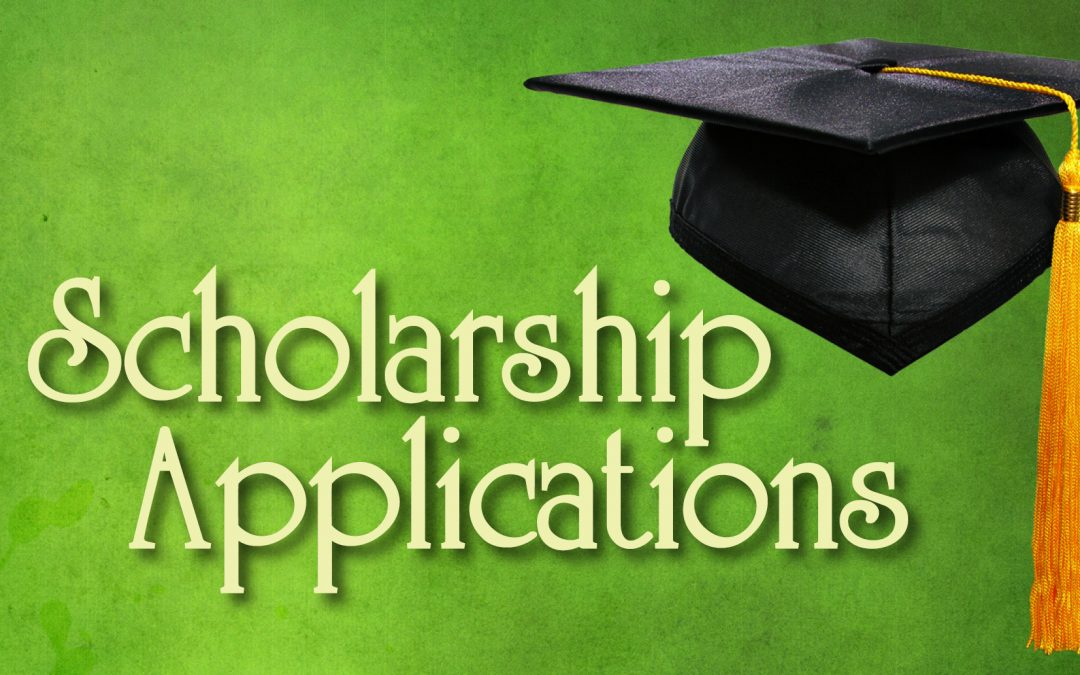 Scholarship Packets Now Available